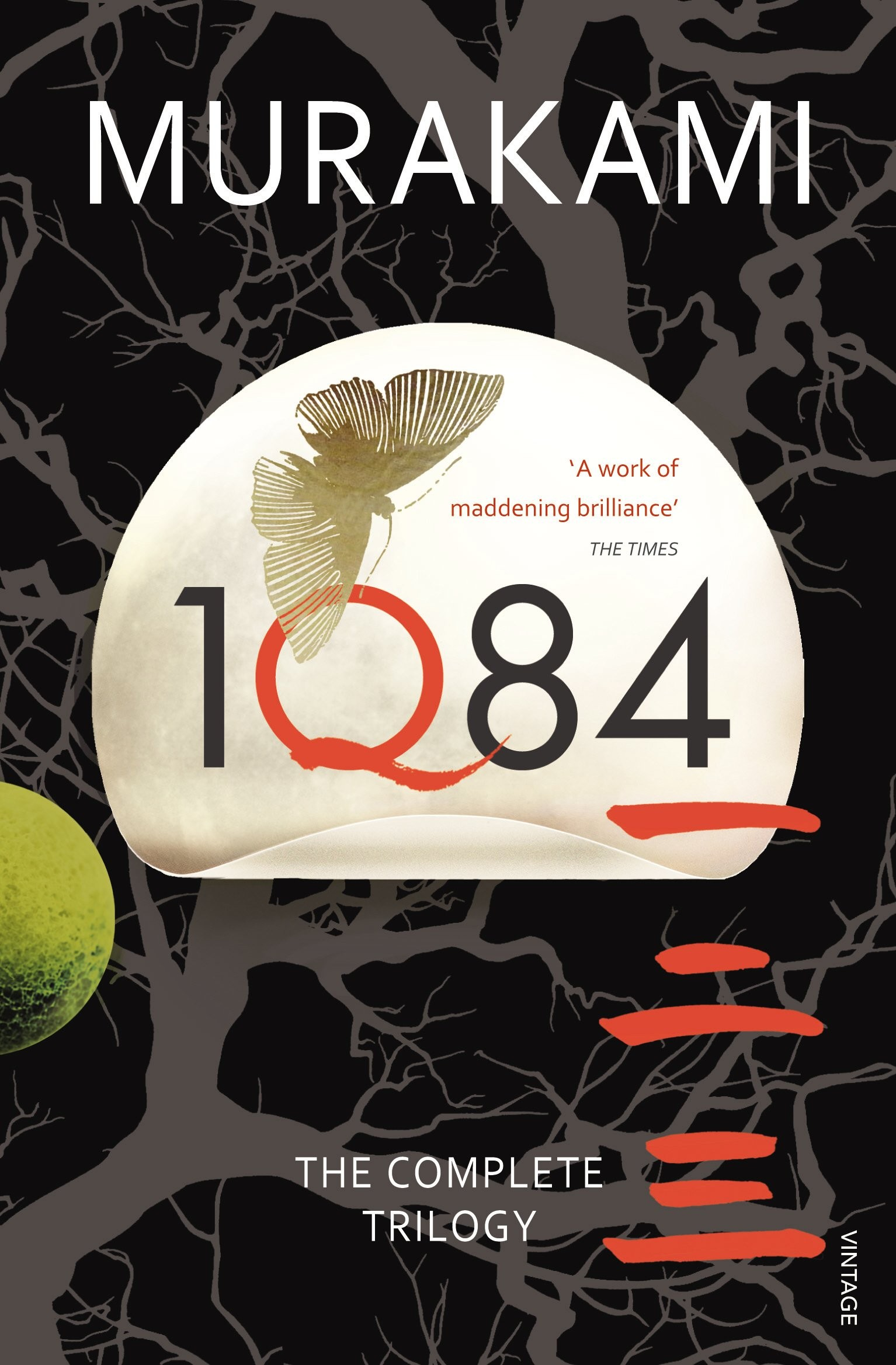 Book Cover of 1Q84