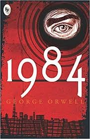 Book Cover of Nineteen Eighty-four