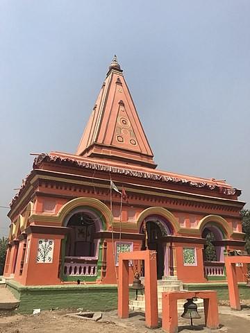 Kankali Temple.