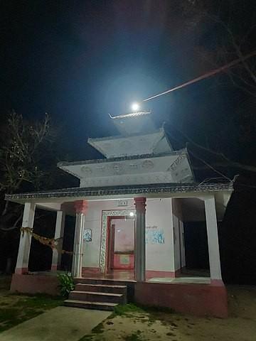 Parvati Mandir.