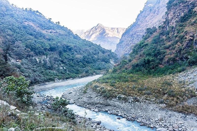 Myagdi River