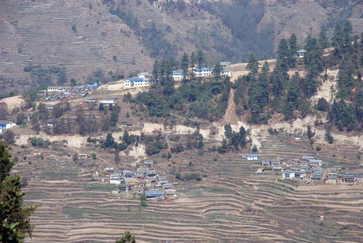 Nangi Village.