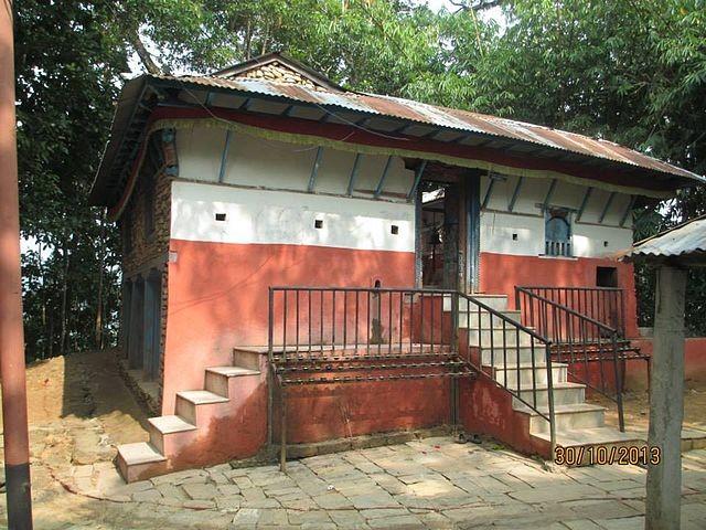 Lamjung Kalika Temple