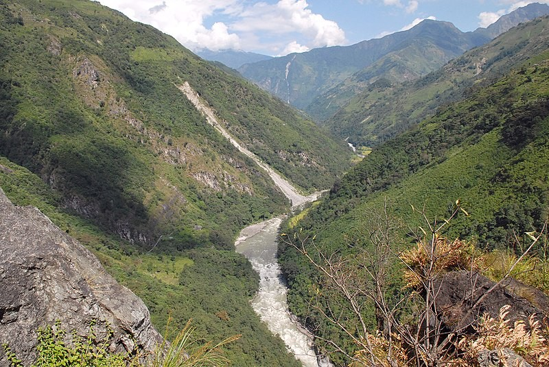 Arun River