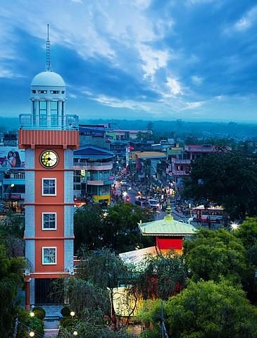 Dharan Clock Tower