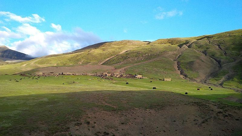 Trekking in Dolpa;