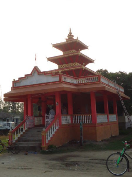Boudhi Mai Temple