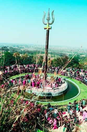 Dharapani Temple