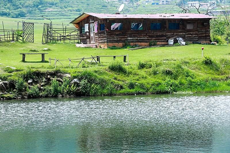Jiri Fish Pond