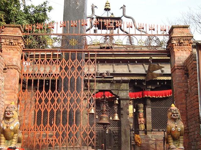 Dolakha Bhimsen temple