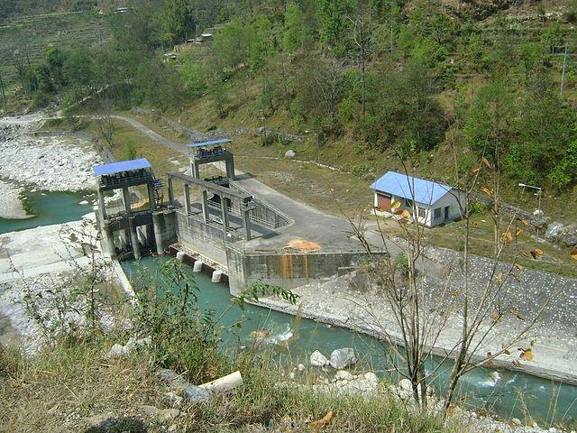Modi Hydro Project.