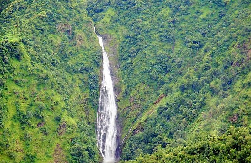 Sunchhari Waterfall.