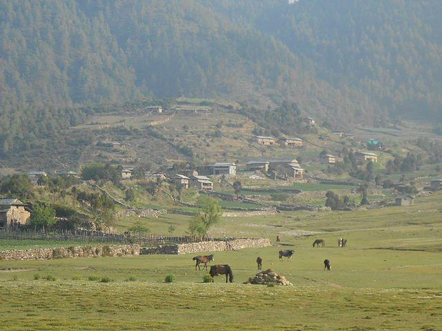 Dhorpatan Hunting Reserve.