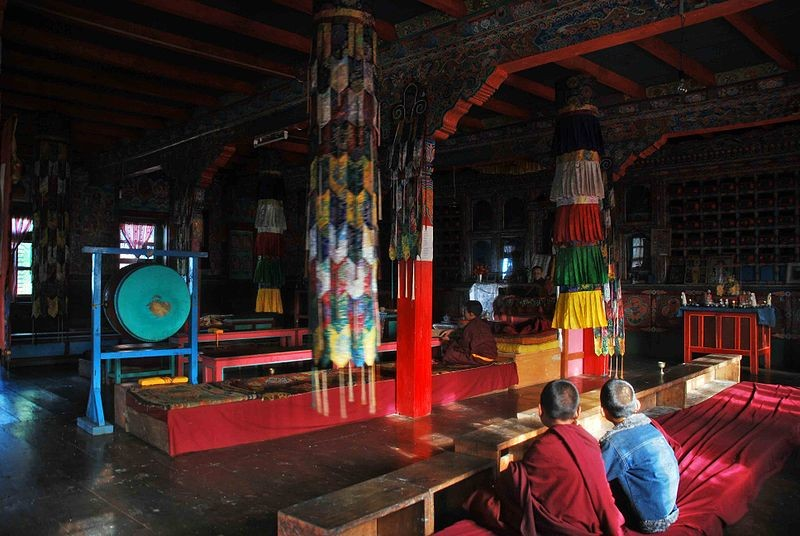 Thodung Monastery