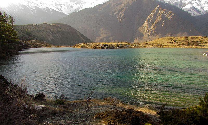 Dhumba Lake