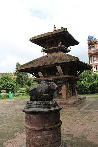 Paunati Temple