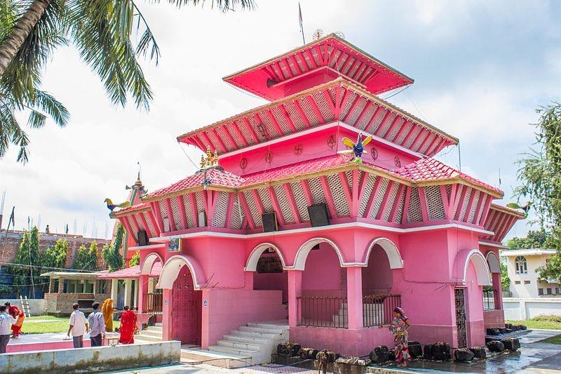 Rajdevi Temple