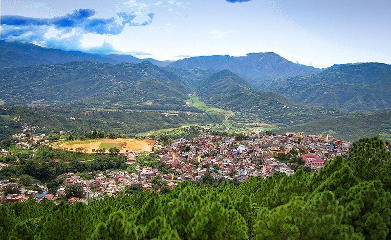 Shreenagar Hills