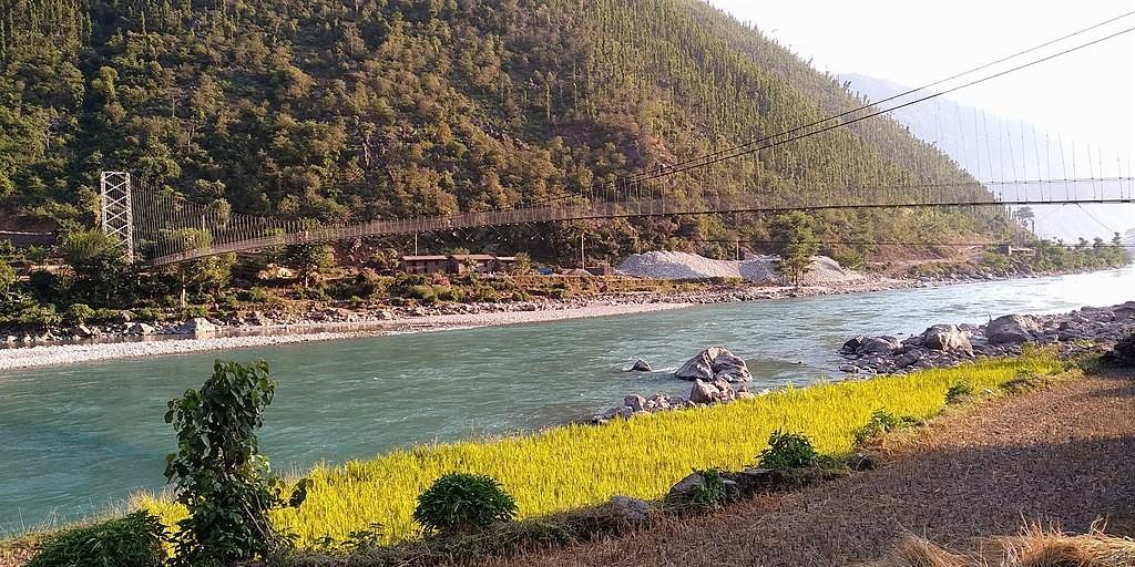 Bheri River.