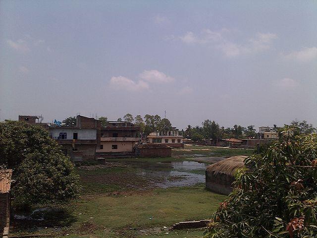 Karmaihiya villag