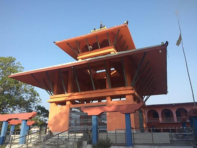 Chaturbhuj Eshwara Temple