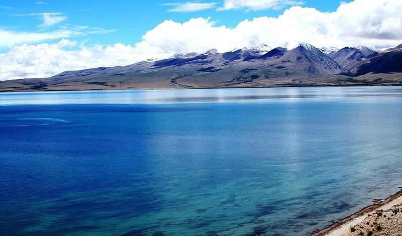 Lake Manasarovar.