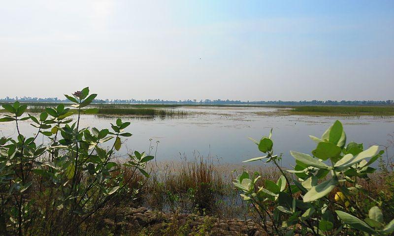 Jagdishpur Reservoir