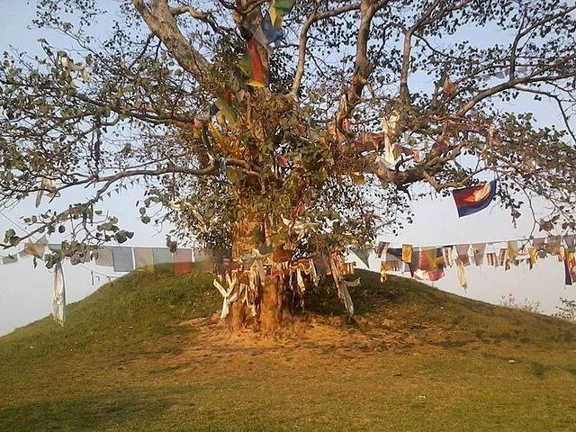 Ramagrama Stupa