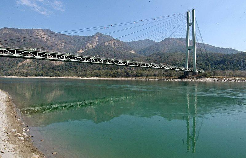 Karnali Bridge (Chisapani).