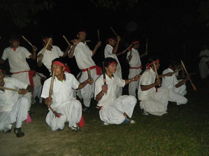 Tharu Cultural Programs.