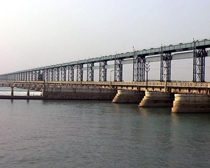 Koshi Barrage