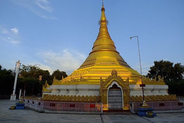 Muanmar Golden Temple