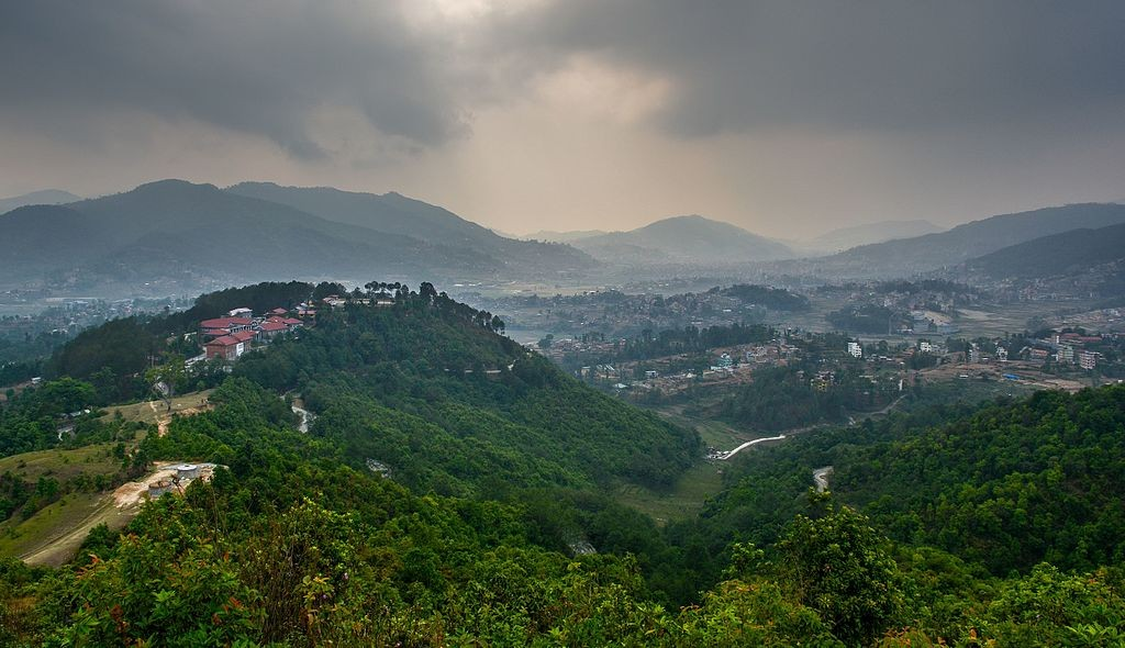 Dhulikhel Valley