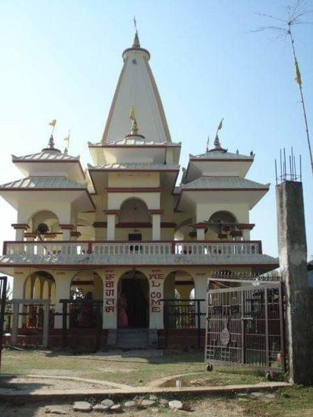 Radha Krishna Temple.