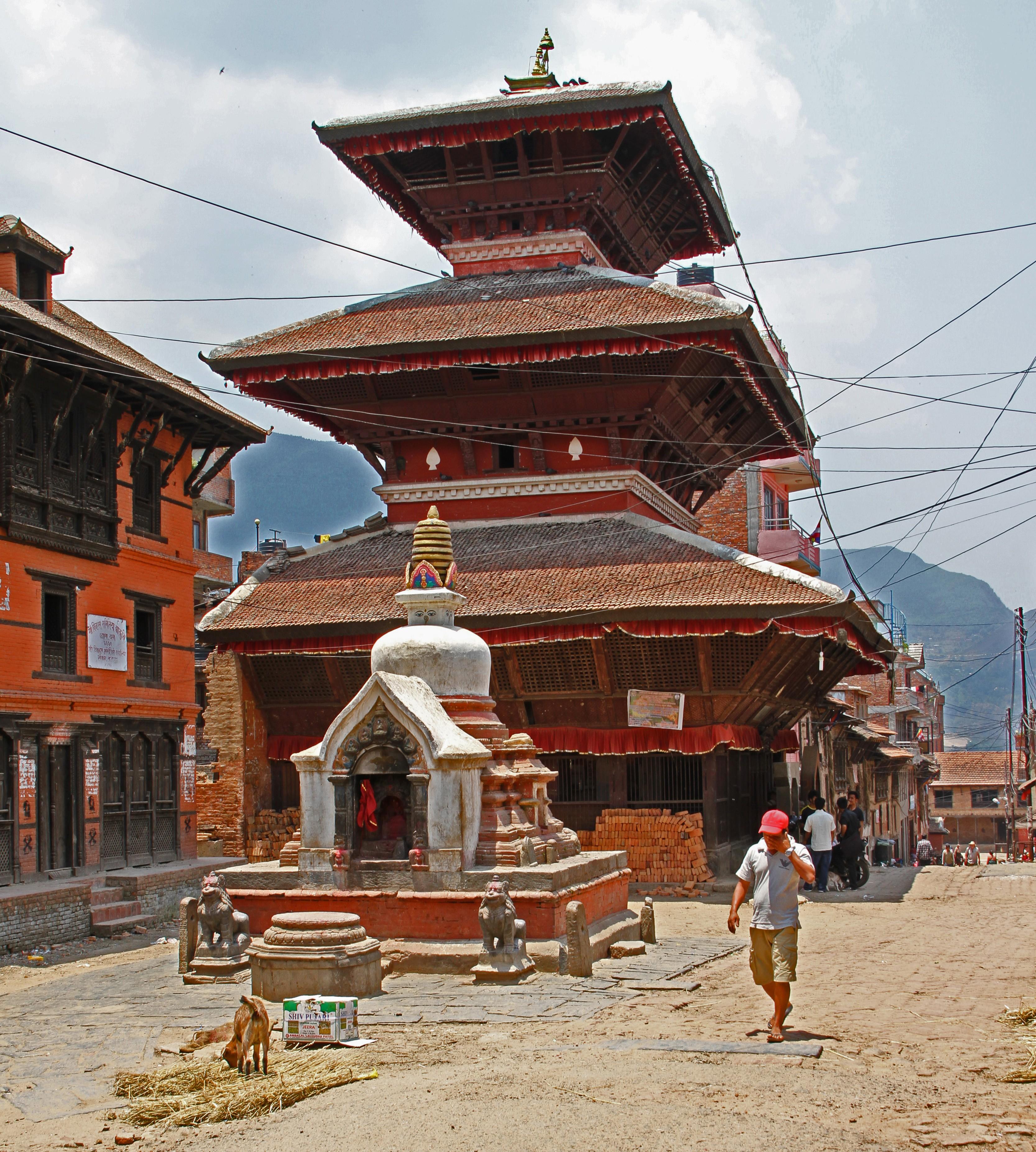 khokana-rudrayamani-temple