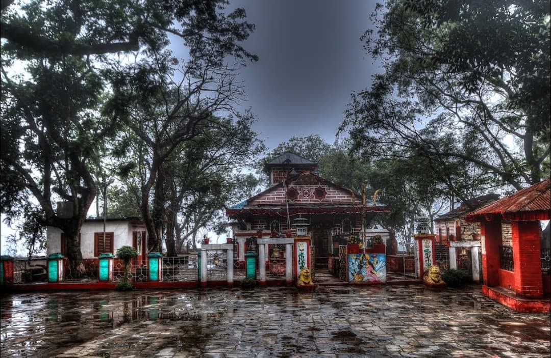 saileswari temple doti, shaileshwori temple doti