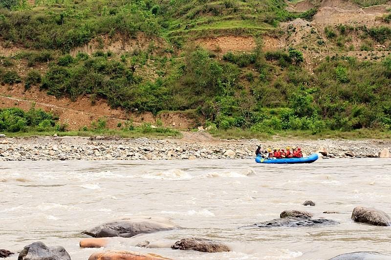 rafting-malekhu